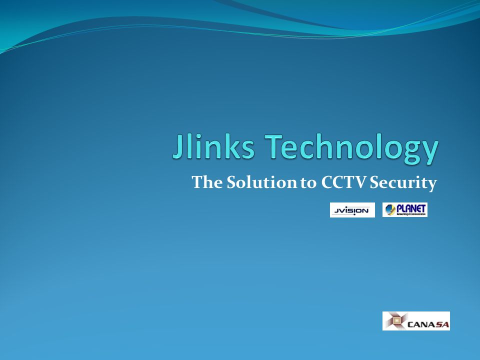 The Solution to CCTV Security