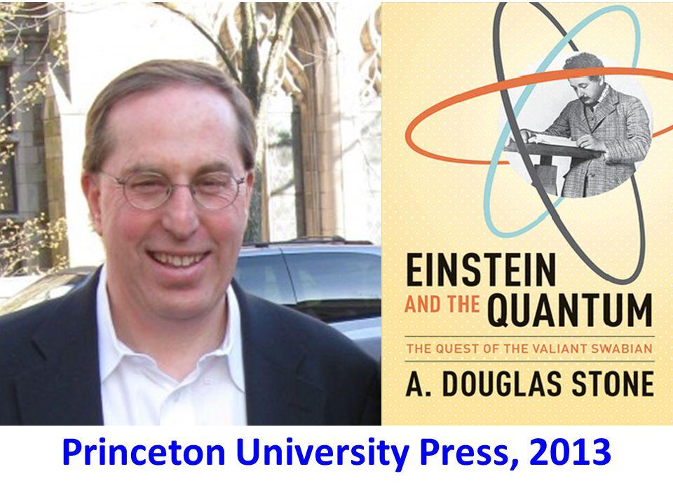 Princeton University Press, 2013