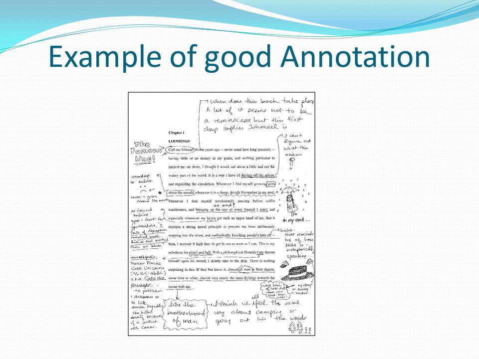 annotated text example images reverse search