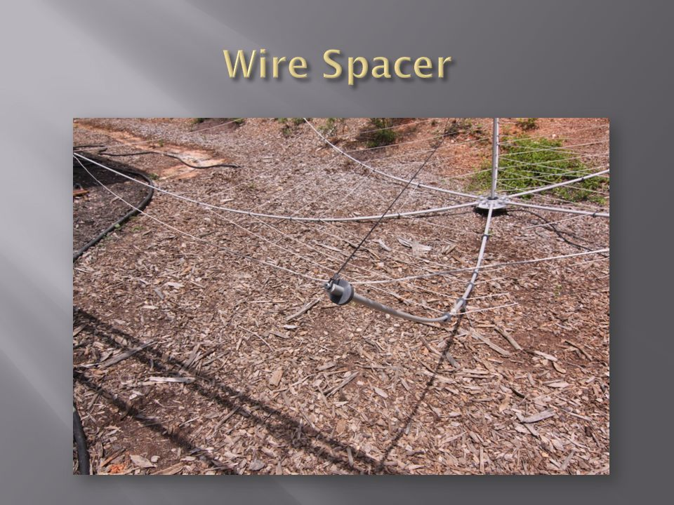 Wire Spacer