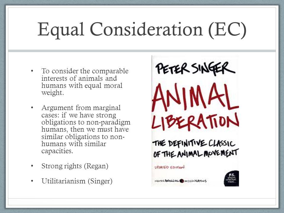 Equal Consideration (EC)