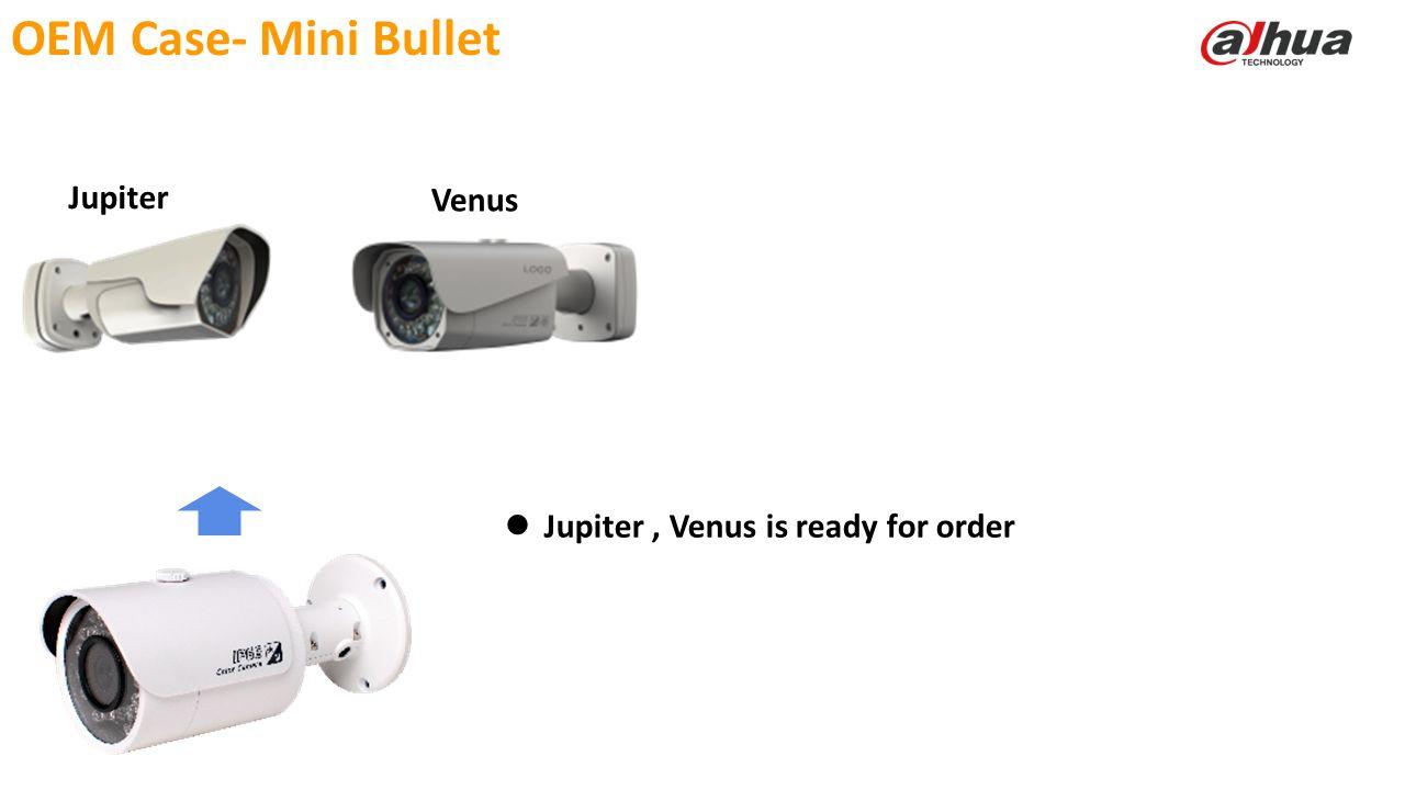 OEM Case- Mini Bullet Jupiter Venus Jupiter , Venus is ready for order