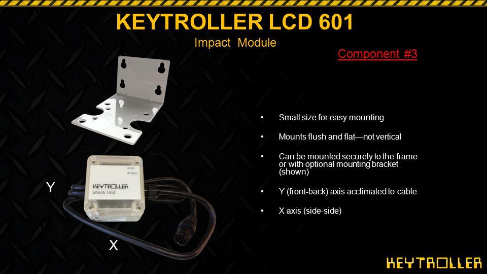 KEYTROLLER LCD 601 Impact Module