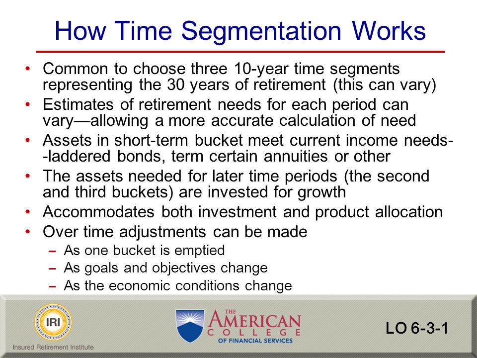 How Time Segmentation Works