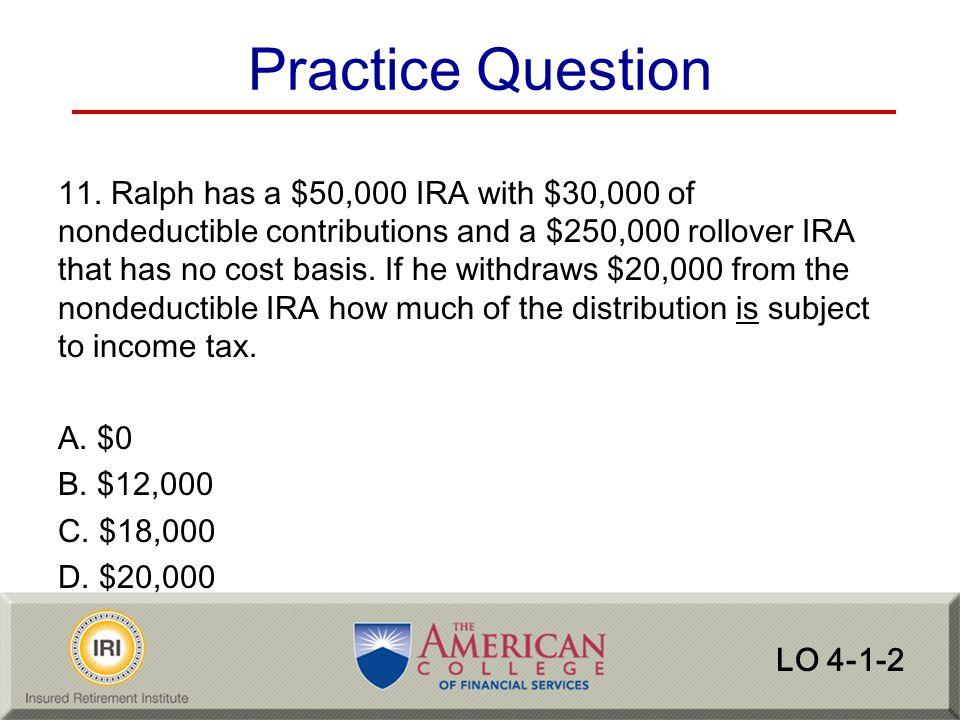 Practice Question
