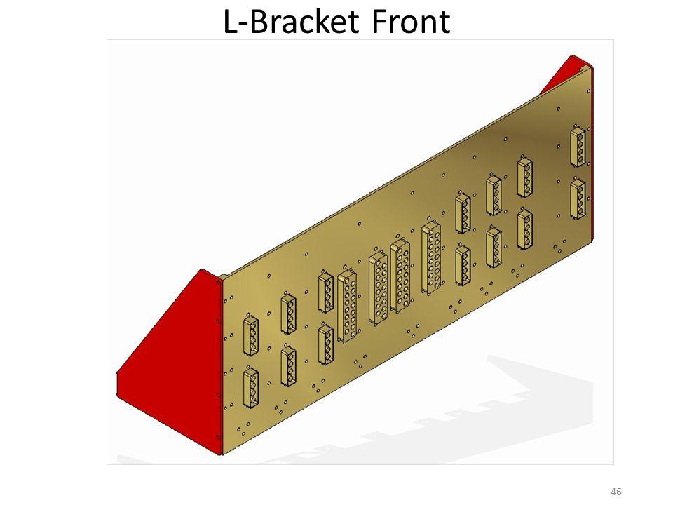 L-Bracket Front