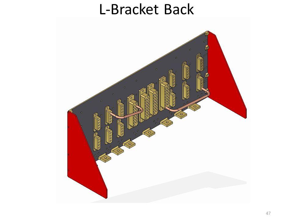 L-Bracket Back