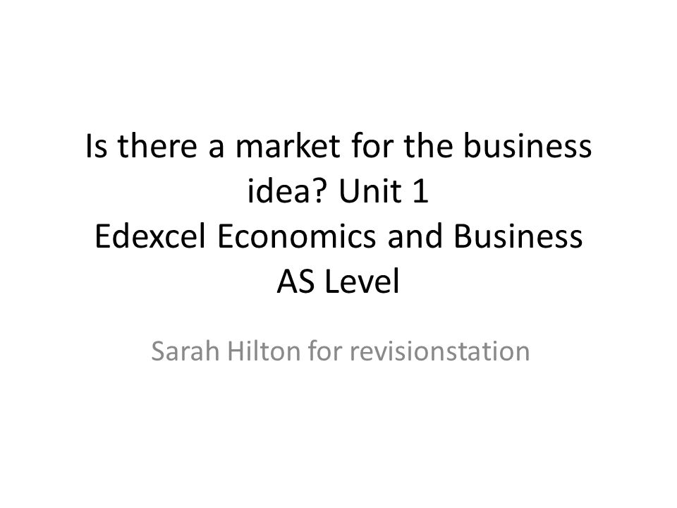 Sarah Hilton for revisionstation