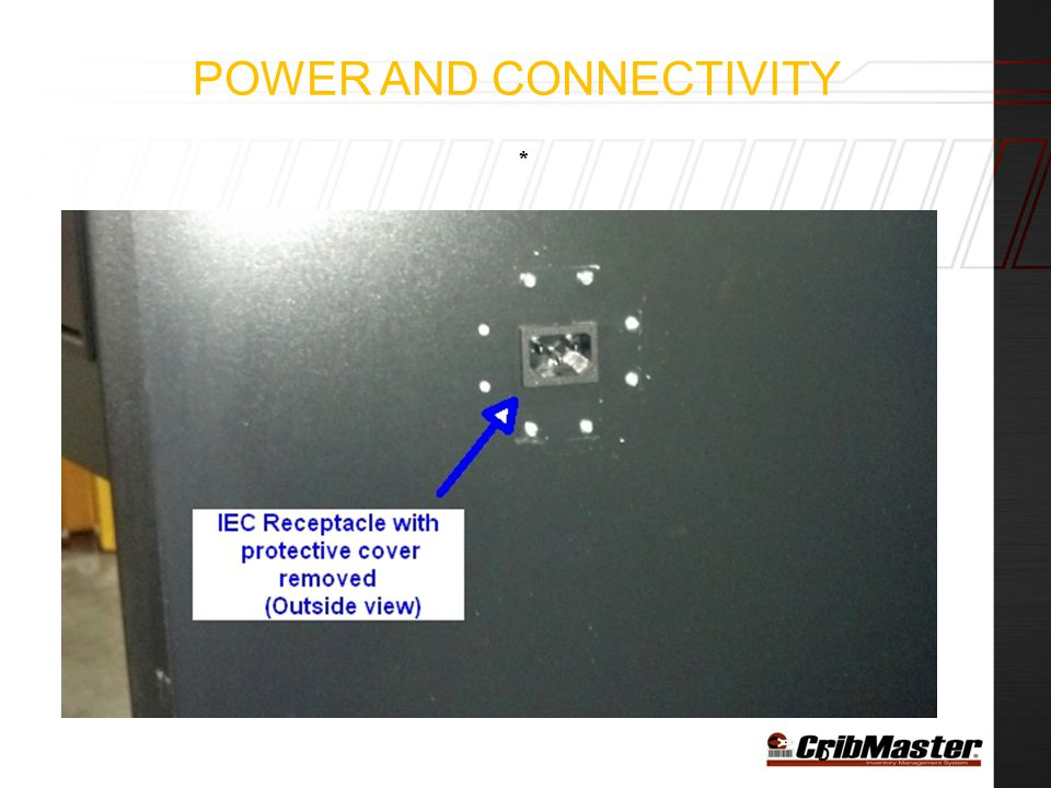 Power and connectivity
