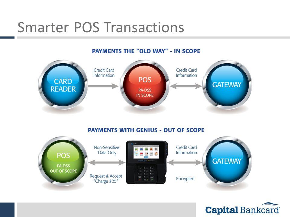 Smarter POS Transactions