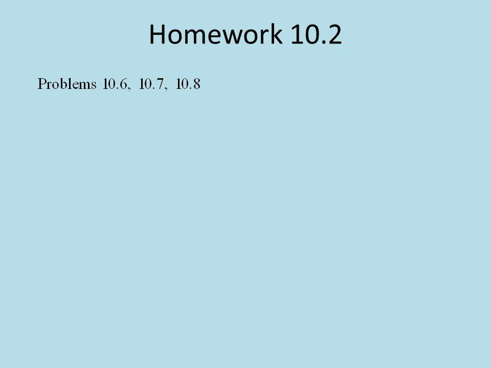 Homework 10.2