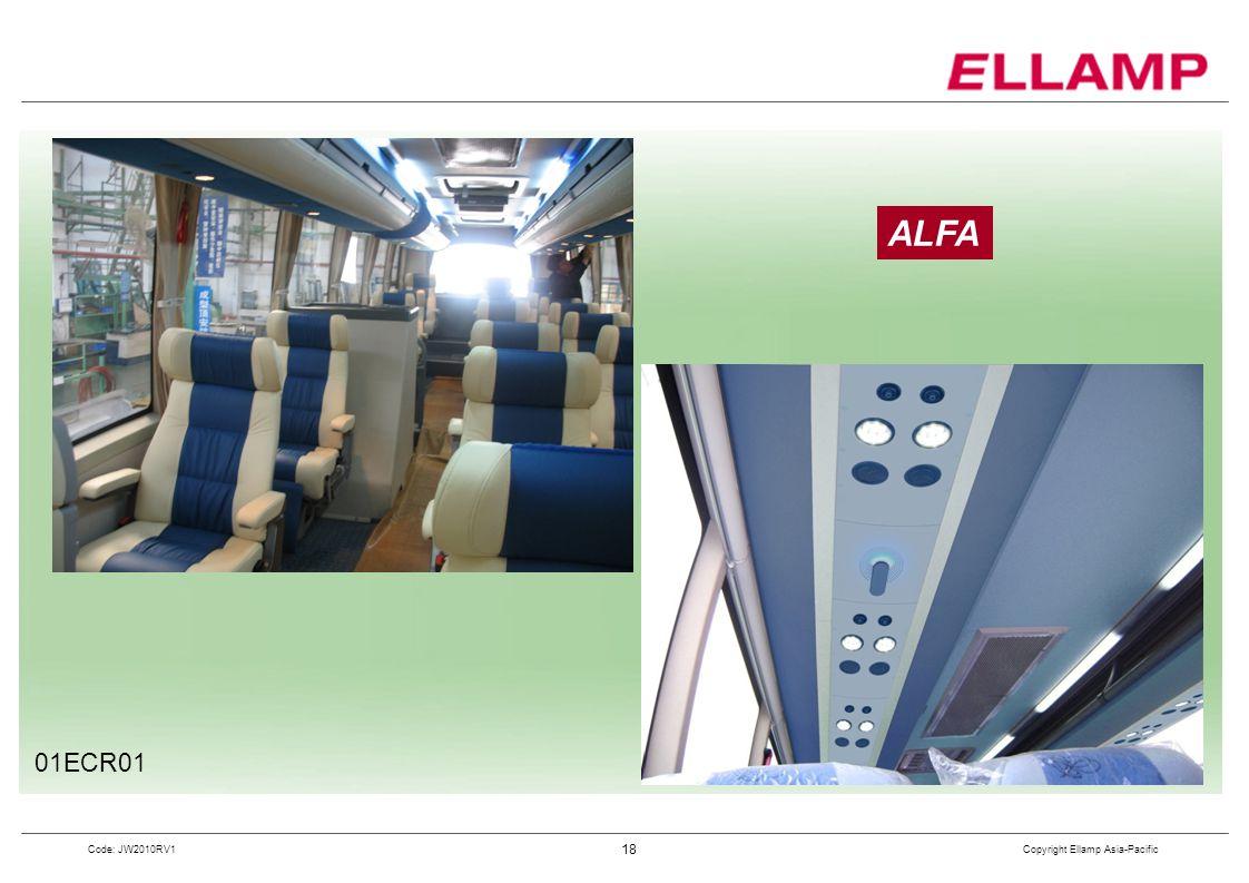 ALFA 01ECR01