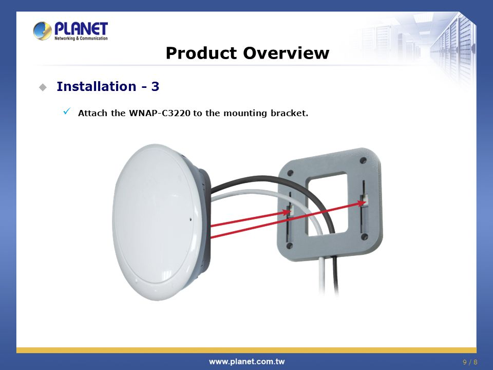 Product Overview Installation - 3