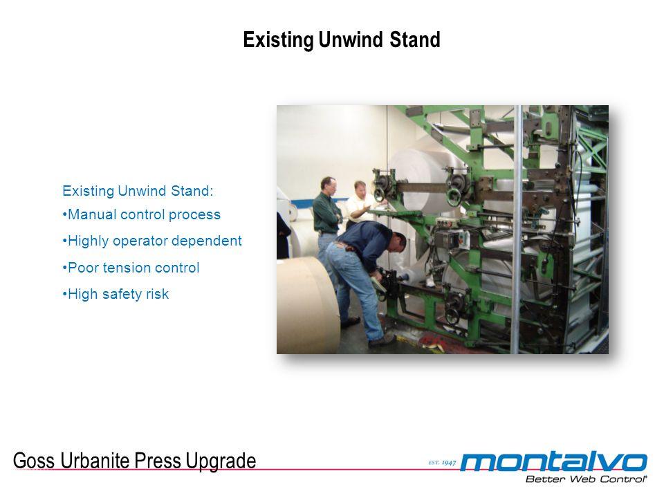 Goss Urbanite Press Upgrade