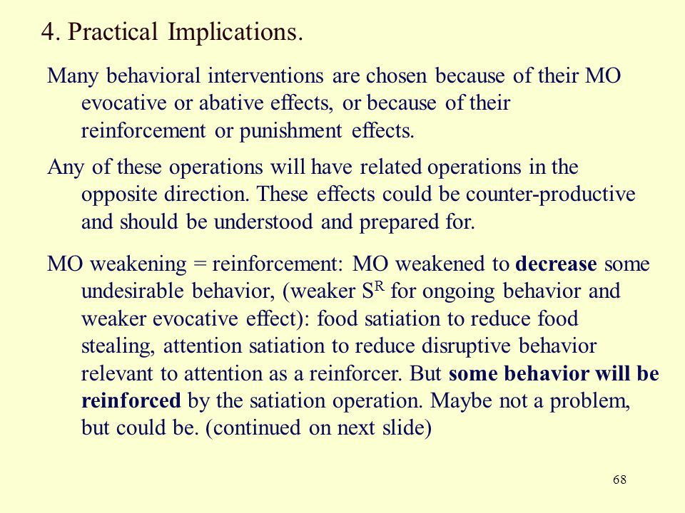 4. Practical Implications.