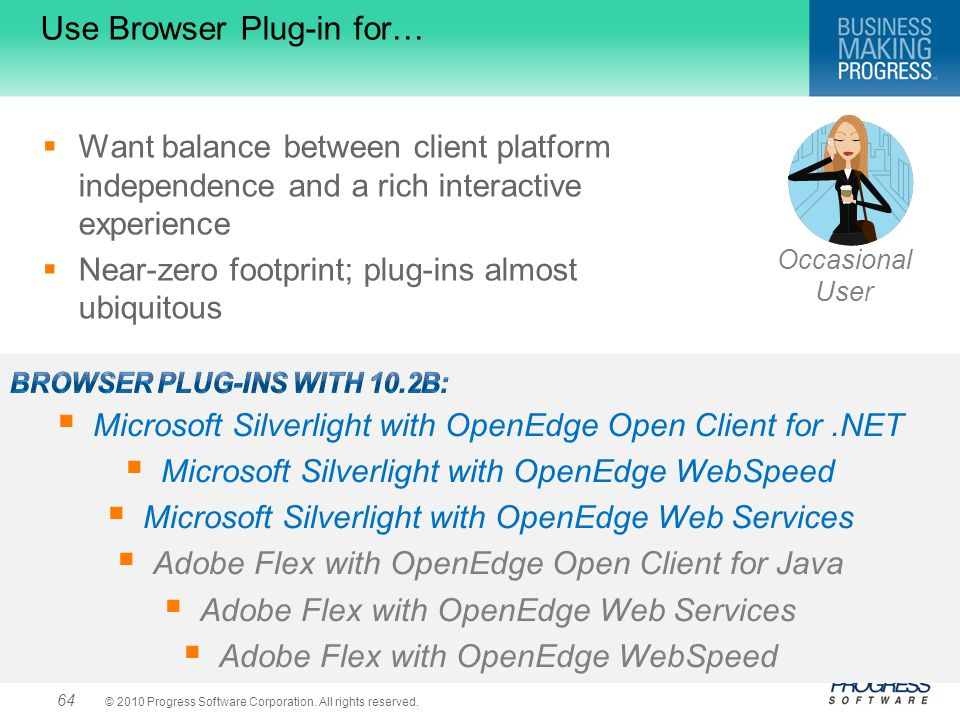 Use Browser Plug-in for…