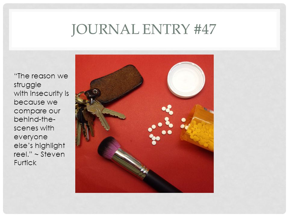Journal entry #47