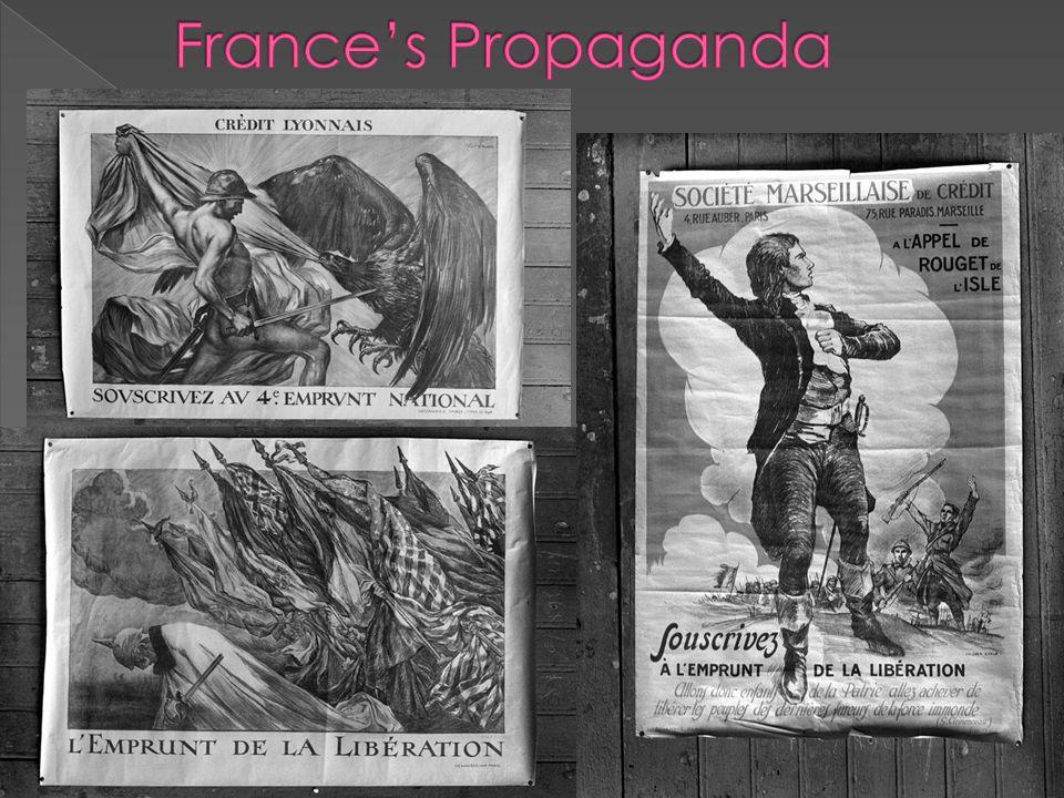 France's Propaganda