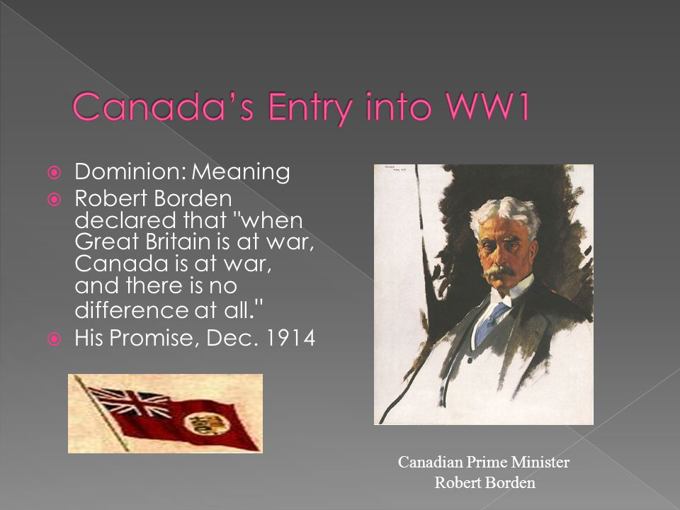 Canadian Prime Minister