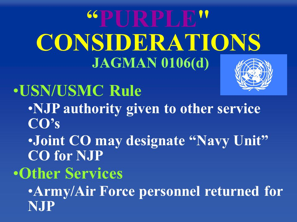 PURPLE CONSIDERATIONS