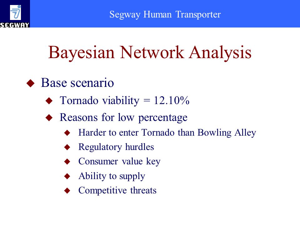 Bayesian Network Analysis