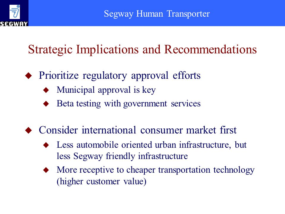 Strategic Implications and Recommendations