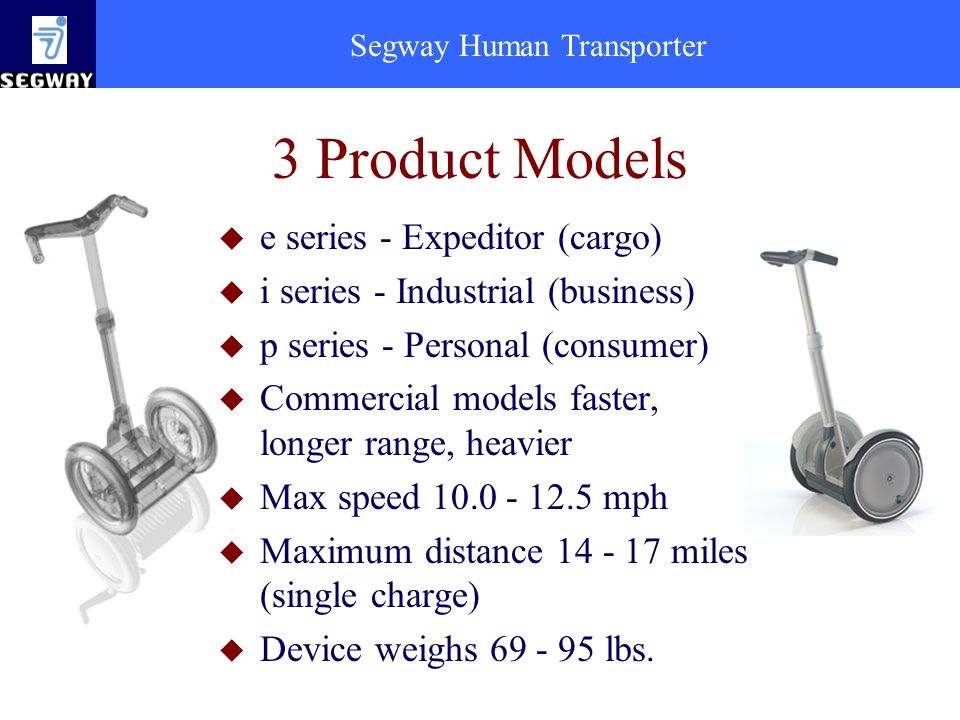 3 Product Models e series - Expeditor (cargo)