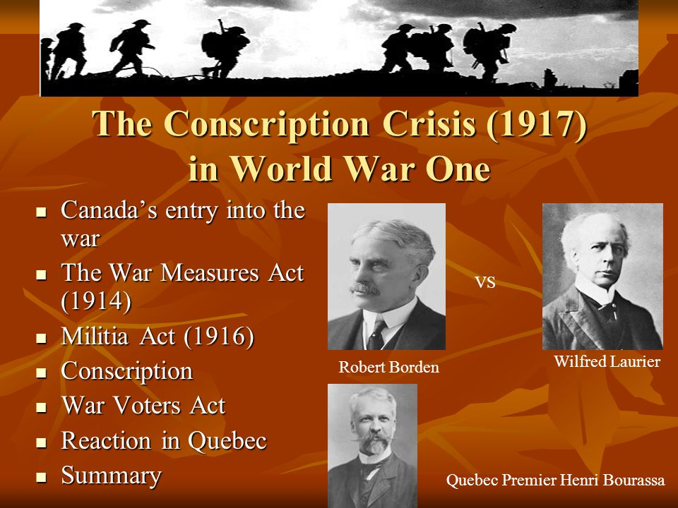 conscription crisis of 1917 essay Canada: a people's history  the conscription crisis of 1917 marks a low point in english-french relations  creating a prolonged political and social crisis.