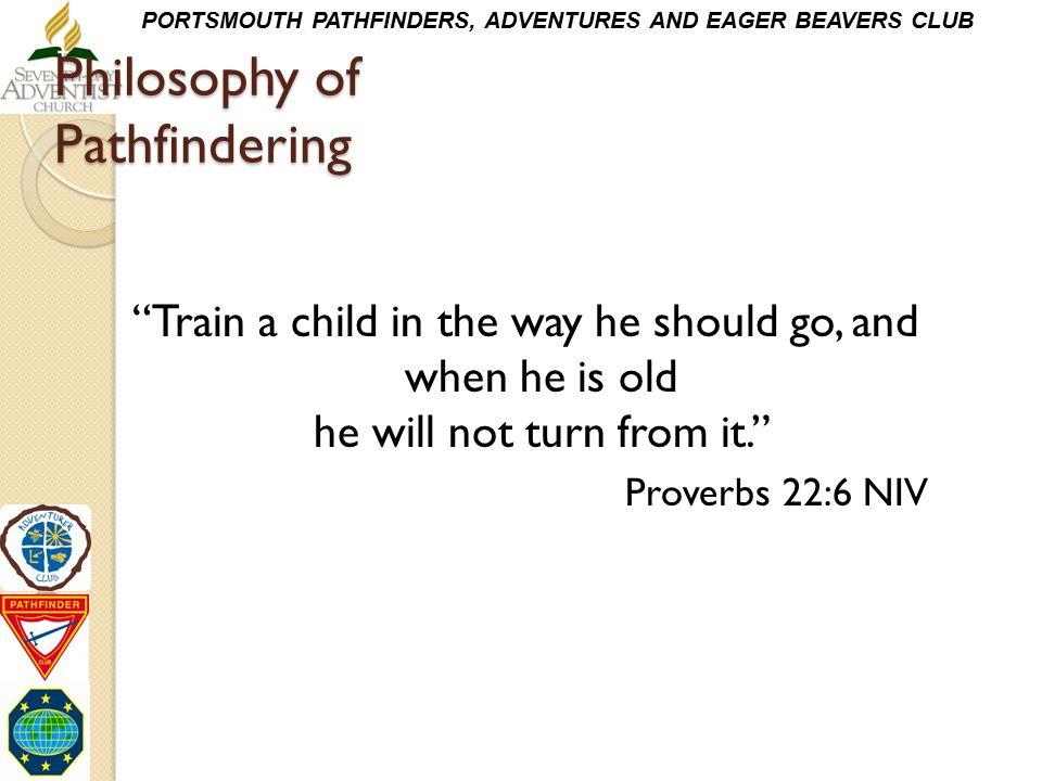 Philosophy of Pathfindering