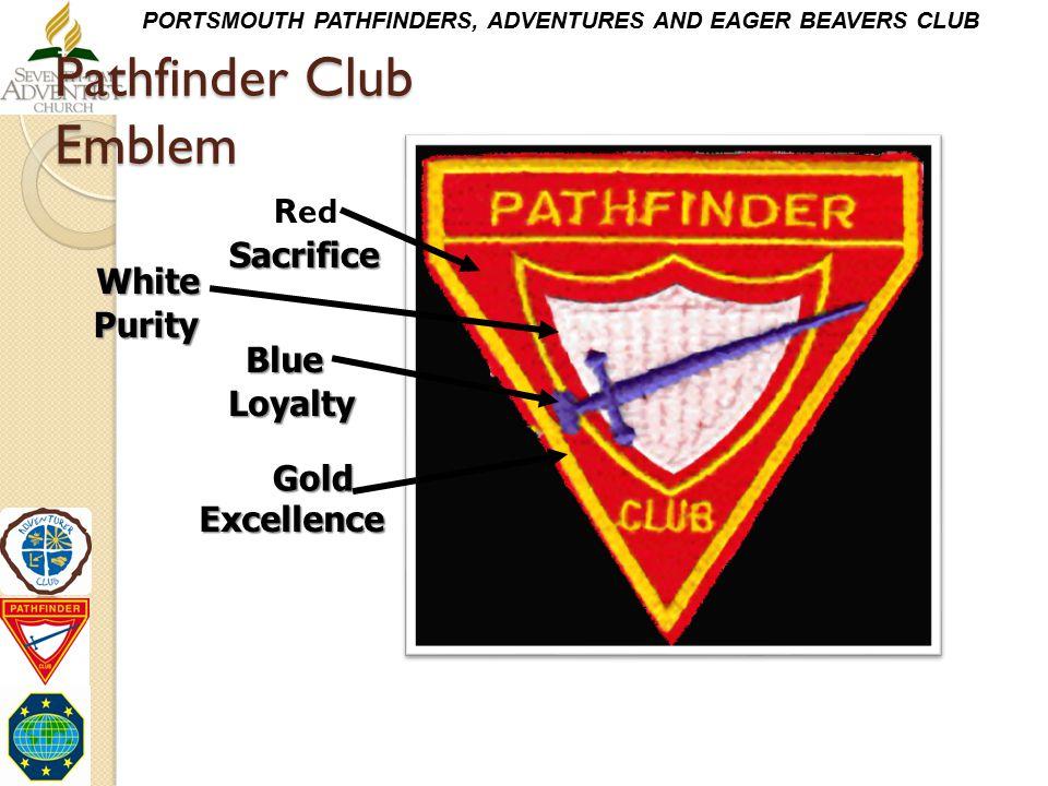 Pathfinder Club Emblem