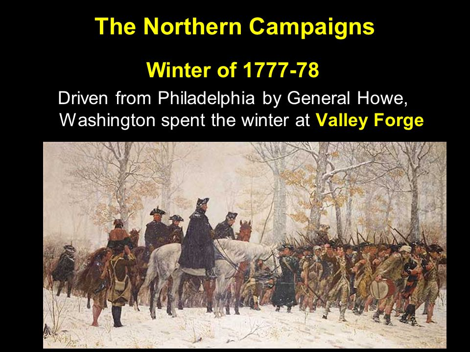 The Northern Campaigns