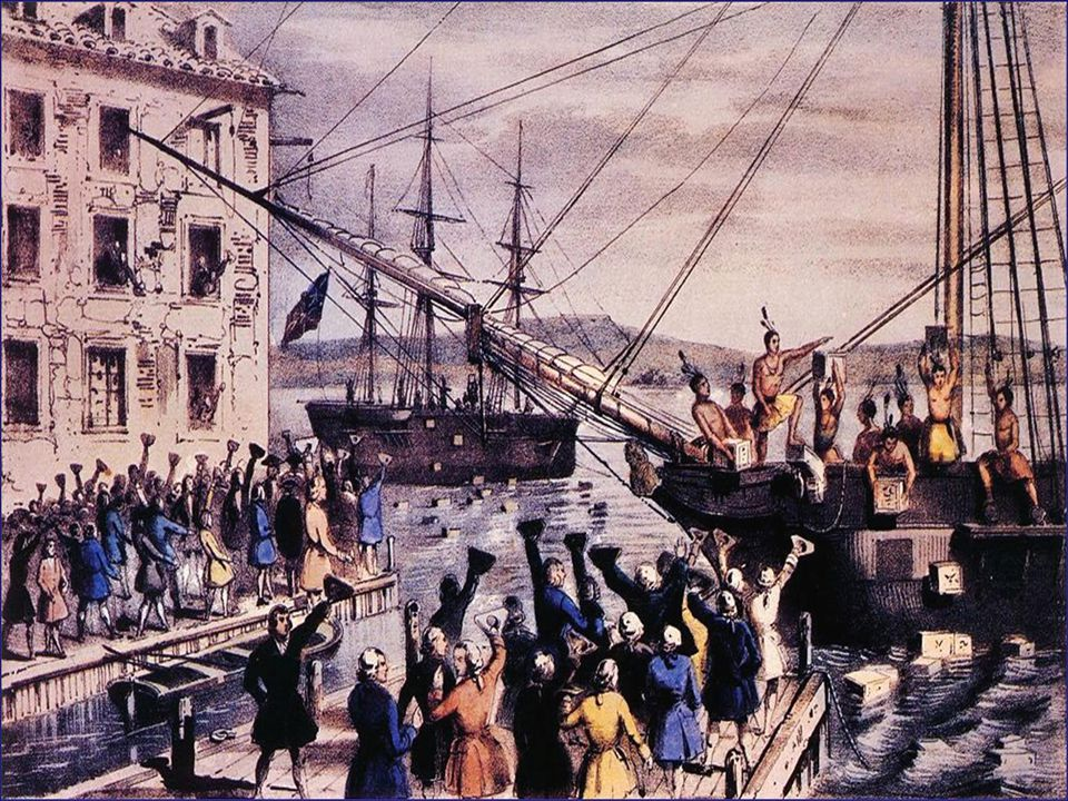 Colonial Resistance Boycotts: Colonists refused to trade or buy British goods until Stamp Act was repealed.