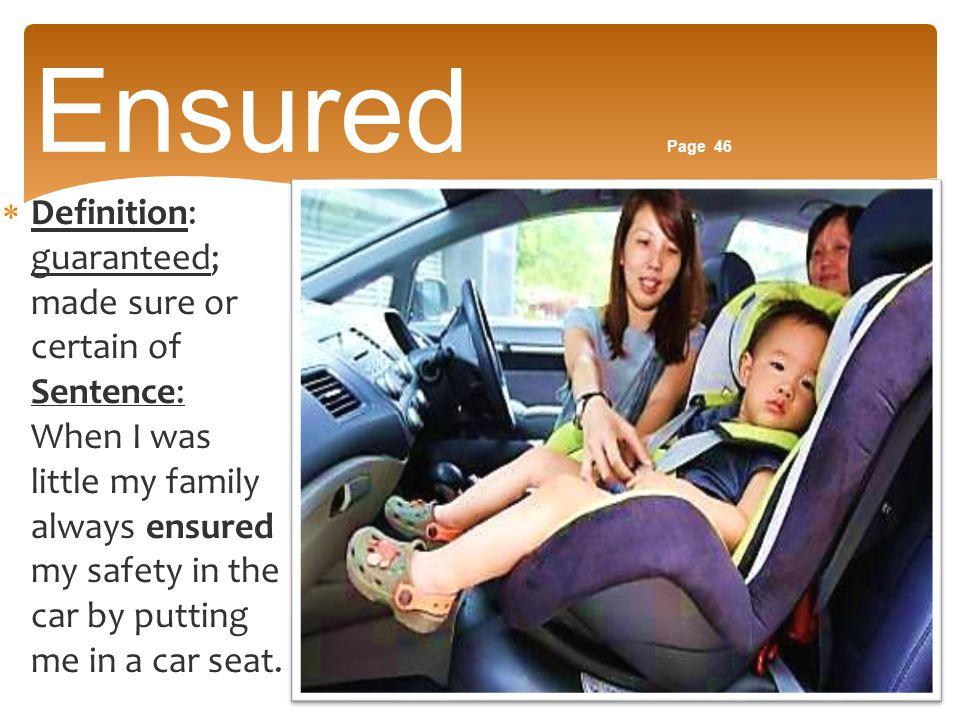 Ensured Page 46
