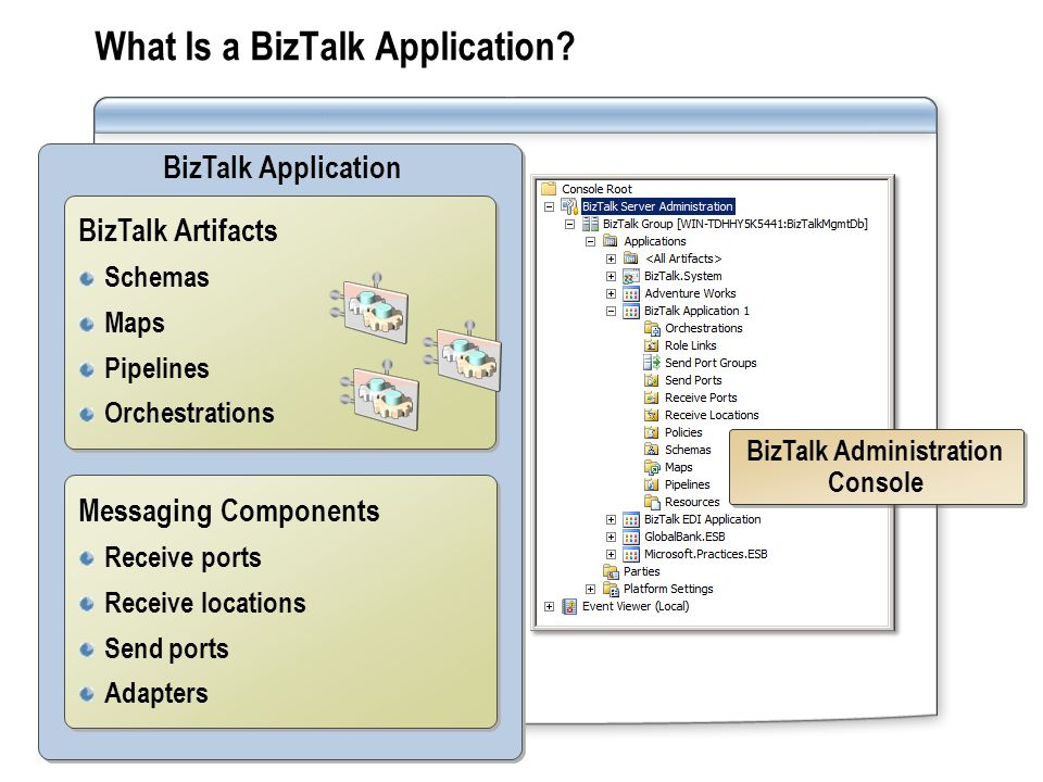What Is a BizTalk Application