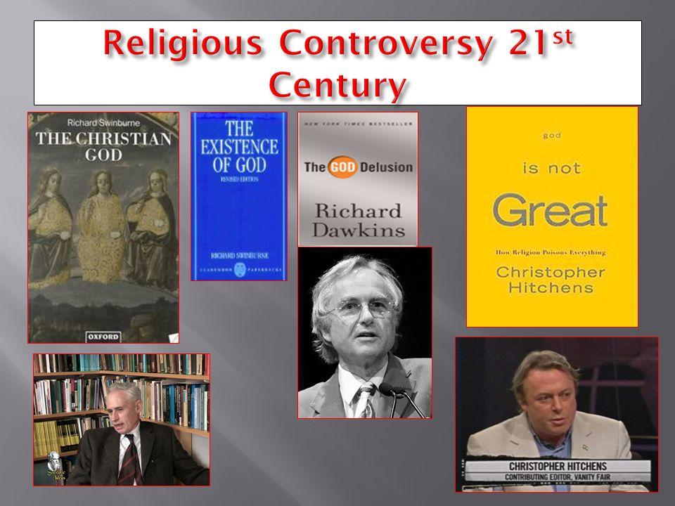Religious Controversy 21st Century