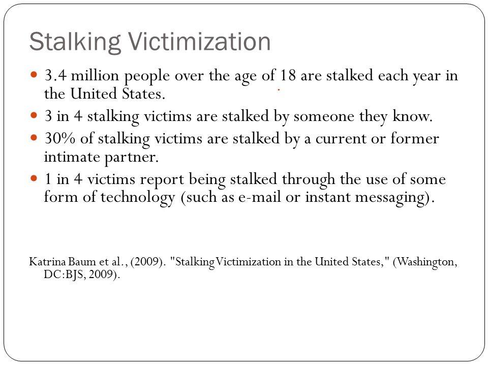 Stalking Victimization