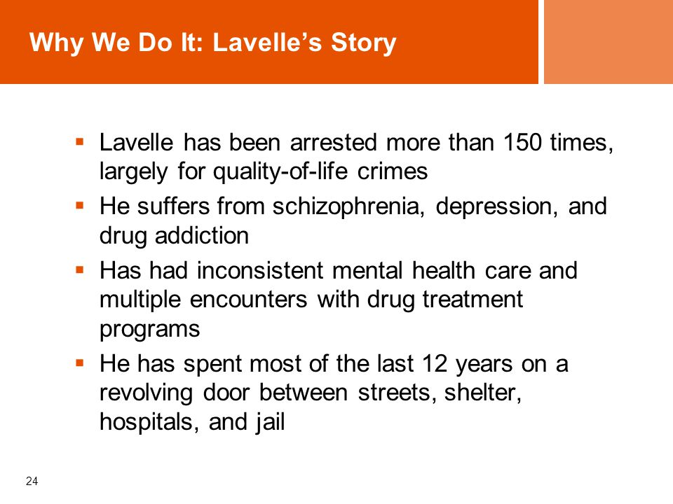 Why We Do It: Lavelle's Story