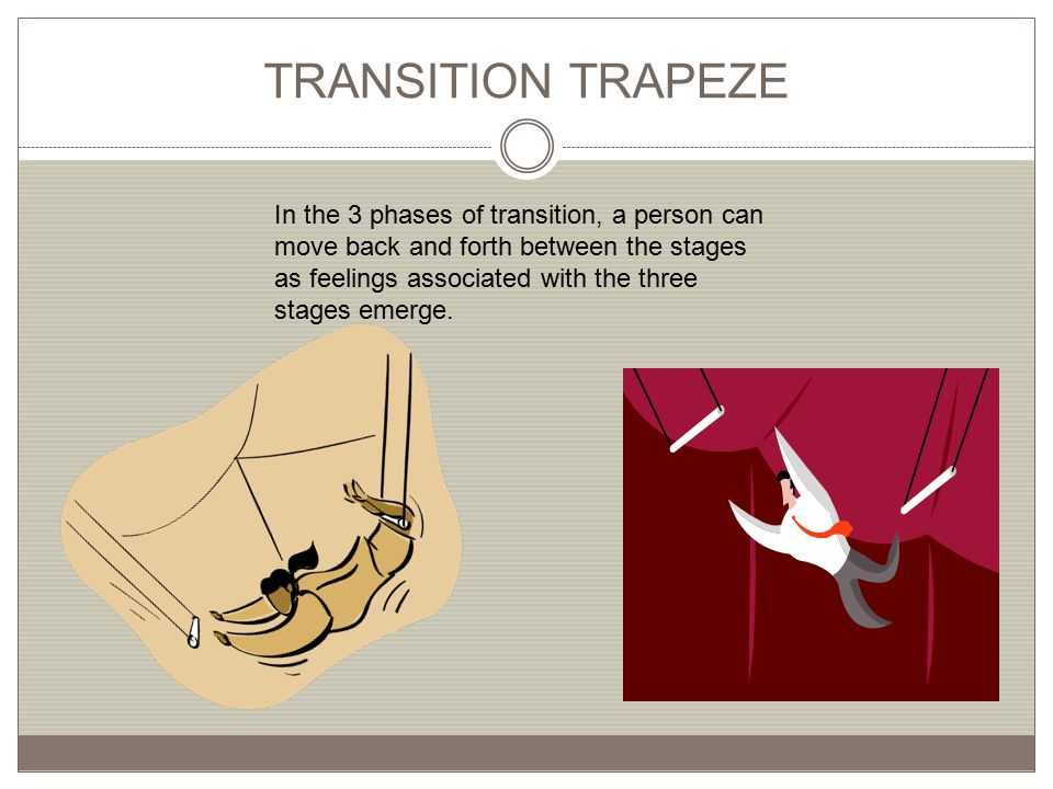 TRANSITION TRAPEZE