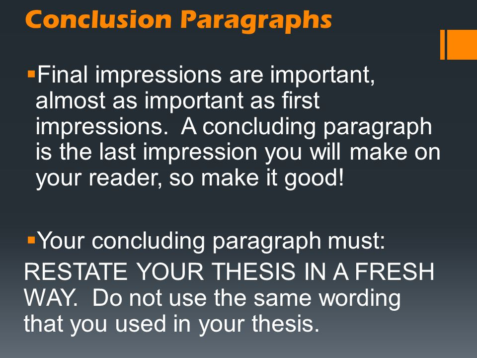 first impression can be the particular carry on idea essay contest