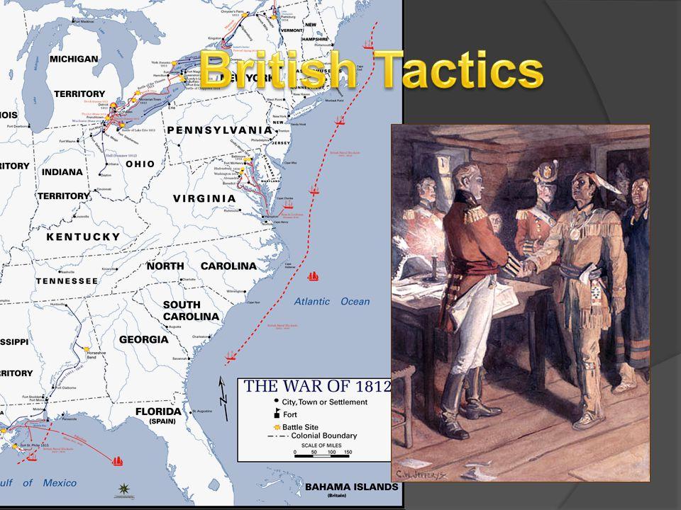 British Tactics
