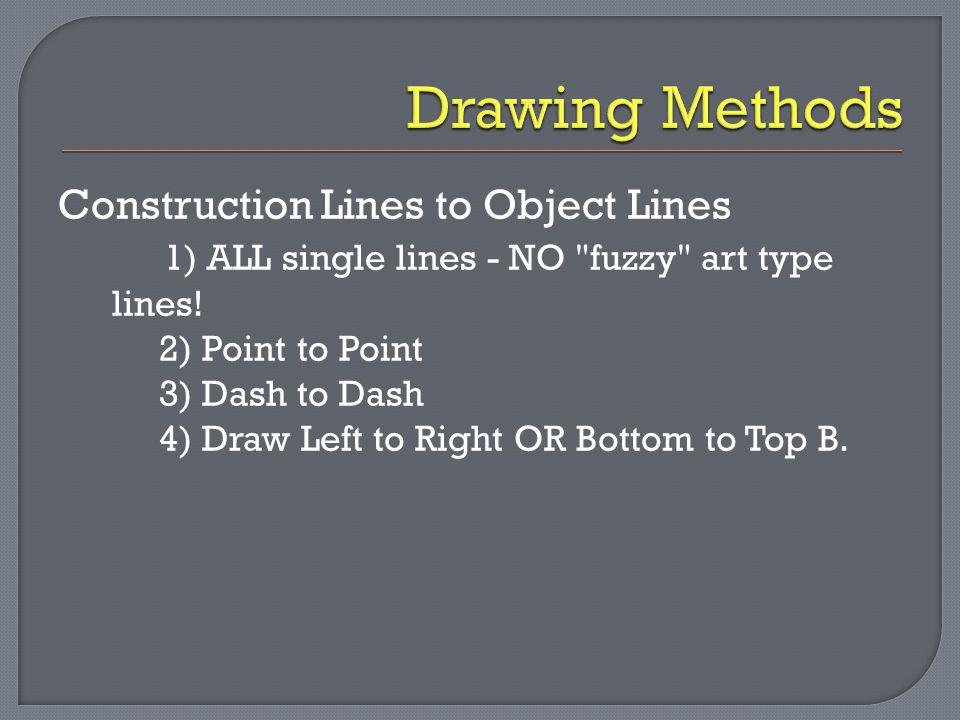 Drawing Methods