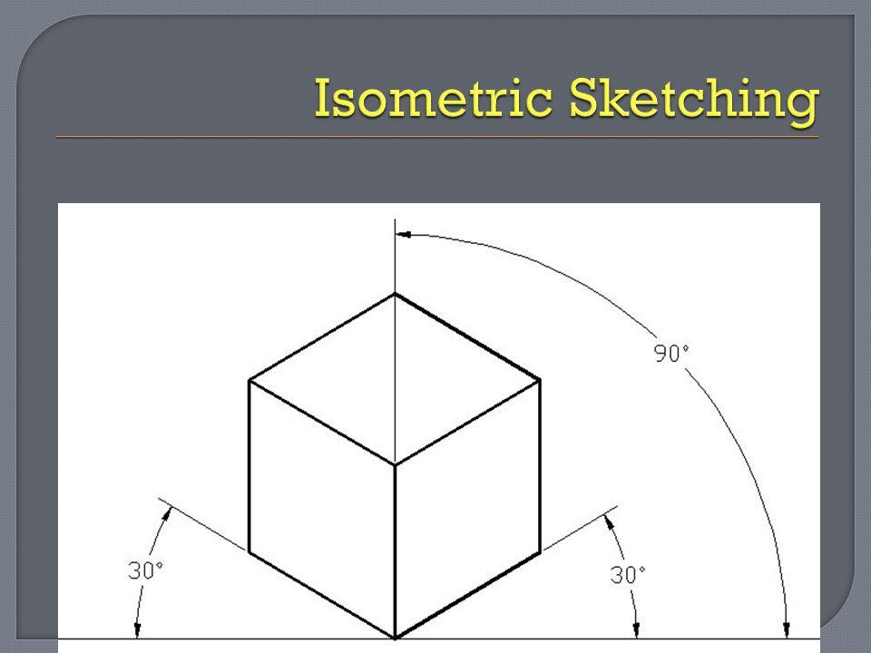 Isometric Sketching