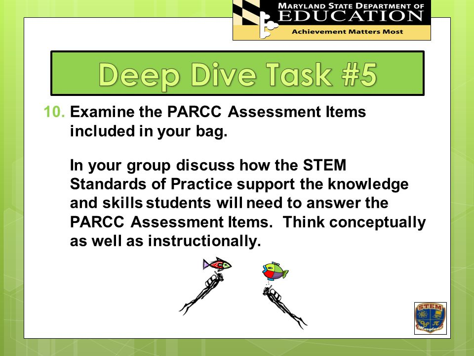 Deep Dive Task #5 STEM In Maryland