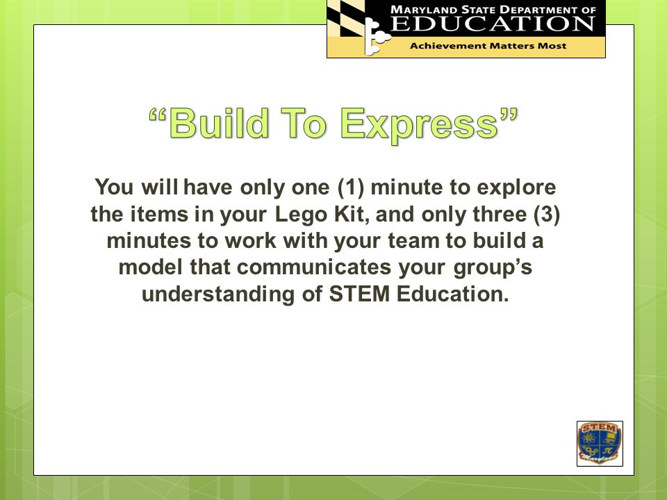Build To Express