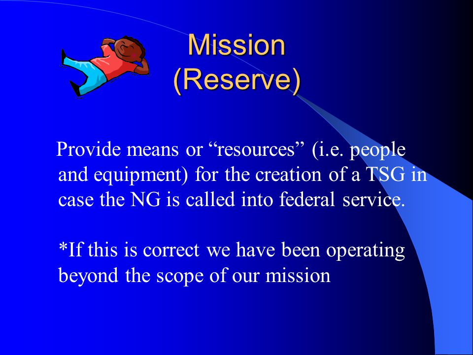 Mission (Reserve)