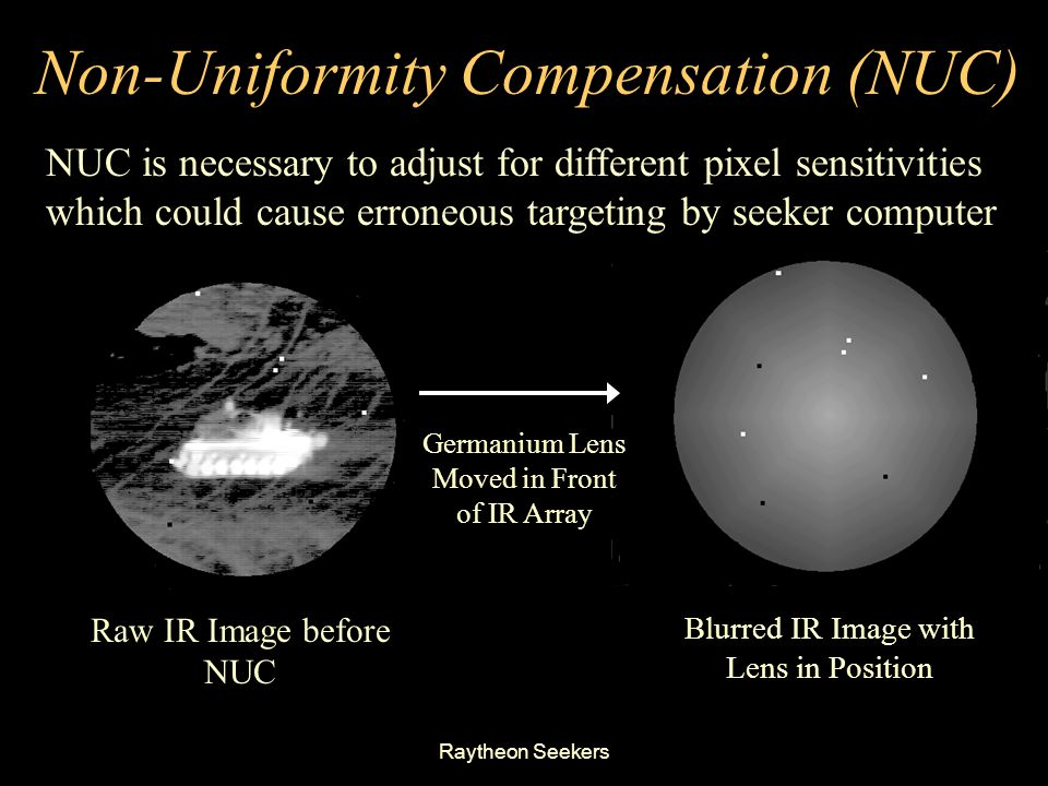 Non-Uniformity Compensation (NUC)