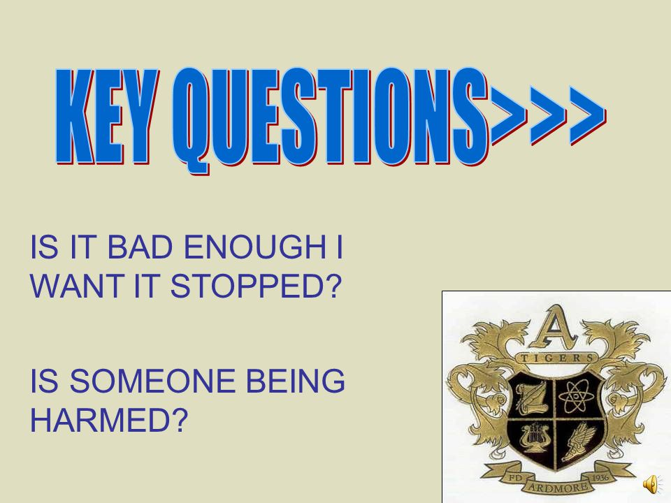 KEY QUESTIONS>>>