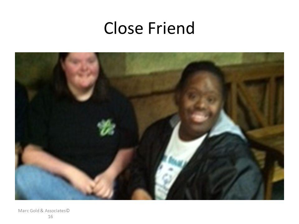 Close Friend Sadie with her friend Rosekeata.