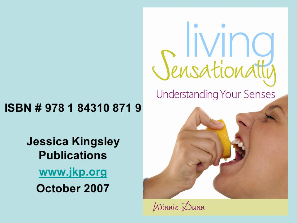 Jessica Kingsley Publications