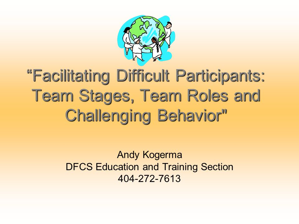 Andy Kogerma DFCS Education and Training Section 404-272-7613